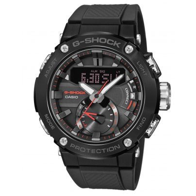 Casio GST-B200B-1AER G-Shock G-Steel Solar-Herrenarmbanduhr mit Bluetooth 4549526220920