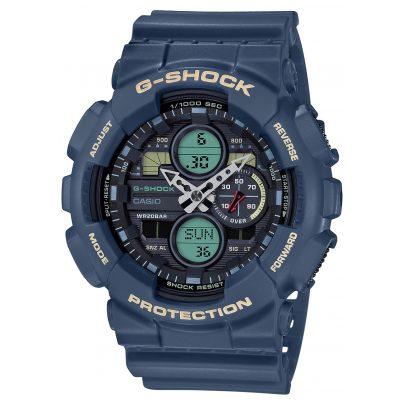 Casio GA-140-2AER G-Shock Men´s Watch 4549526235658