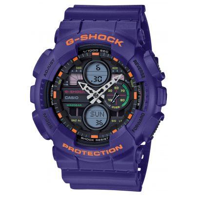 Casio GA-140-6AER G-Shock Herrenuhr 4549526235757