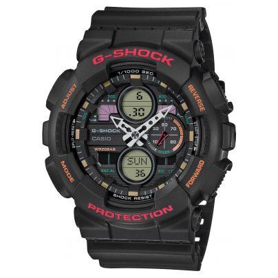 Casio GA-140-1A4ER G-Shock Herren-Armbanduhr 4549526235603