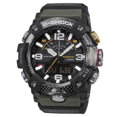 Casio GG-B100-1A3ER G-Shock Master of G Mudmaster Bluetooth Men´s Watch 4549526235405