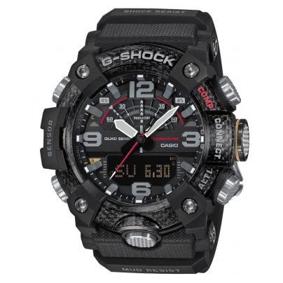 Casio GG-B100-1AER G-Shock Master of G Mudmaster Bluetooth Men´s Watch 4549526235504