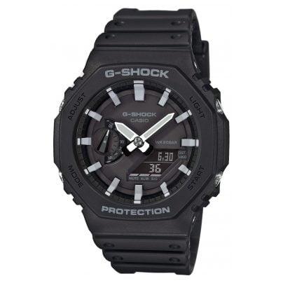 Casio GA-2100-1AER G-Shock Ana-Digi Men's Watch Black 4549526241703