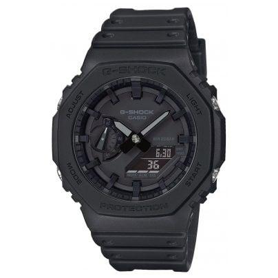 Casio GA-2100-1A1ER G-Shock Ana-Digi Herren-Armbanduhr Schwarz 4549526241659