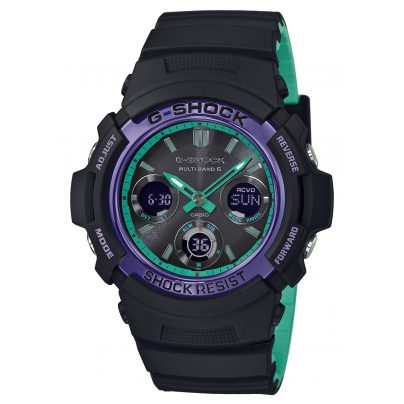 Casio AWG-M100SBL-1AER G-Shock Funk-Solar-Armbanduhr 4549526220975