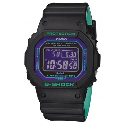 Casio GW-B5600BL-1ER G-Shock Funk-Solar-Digitaluhr The Origin 4549526220388