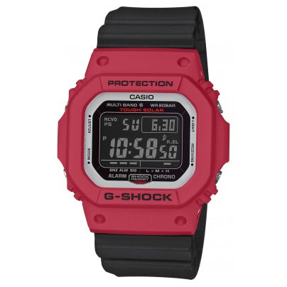Casio GW-M5610RB-4ER G-Shock Funk-Solar-Digitaluhr The Origin 4549526222252