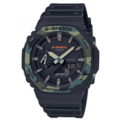Casio GA-2100SU-1AER G-Shock Ana-Digi Men's Watch Camouflage 4549526259036