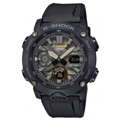 Casio GA-2000SU-1AER G-Shock Ana-Digi Men's Watch Camouflage 4549526258930