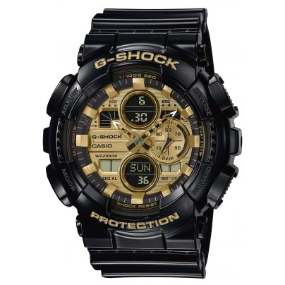 Casio GA-140GB-1A1ER G-Shock Classic Ana-Digi Men's Watch 4549526258831