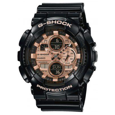 Casio GA-140GB-1A2ER G-Shock Classic Herrenuhr 4549526258886