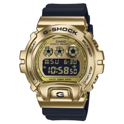 Casio GM-6900G-9ER G-Shock Classic Digital Men's Watch Gold/Black 4549526251351