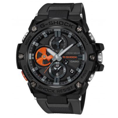 Casio GST-B100B-1A4ER G-Shock G-Steel Solar Men's Watch Black 4549526252945