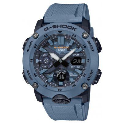 Casio GA-2000SU-2AER G-Shock Ana-Digi Men's Watch Blue 4549526258985