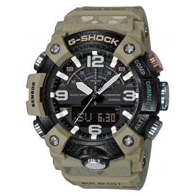 Casio GG-B100BA-1AER G-Shock Mudmaster Bluetooth Herrenuhr British Army 4549526261213