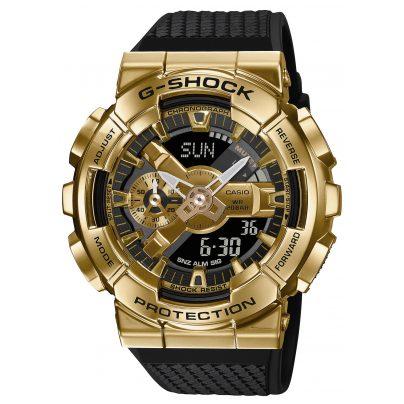 Casio GM-110G-1A9ER G-Shock Men's Watch Gold Tone/Black 4549526274152
