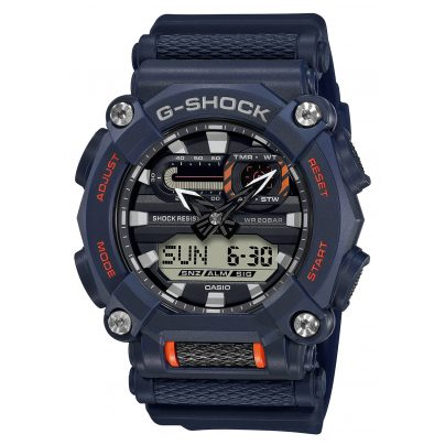 Casio GA-900-2AER G-Shock Men's Watch Blue 4549526274350