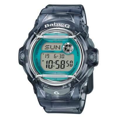 Casio BG-169R-8BER Baby-G Digital Damenuhr 4549526122354