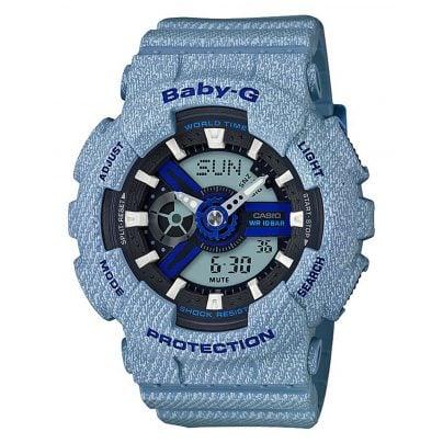 Casio BA-110DE-2A2ER Baby-G Damenuhr AnaDigi 4549526162510