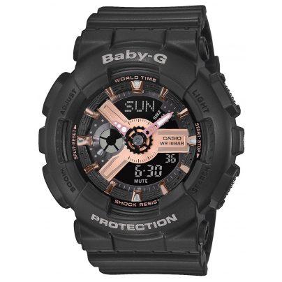 Casio BA-110RG-1AER Baby-G Damenuhr 4549526211775
