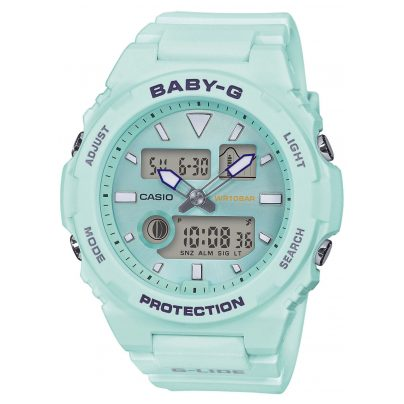 Casio BAX-100-3AER Baby-G Ladies´ Watch 4549526219658
