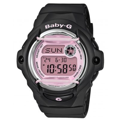 Casio BG-169M-1ER Baby-G Damen-Armbanduhr 4549526215339