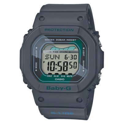 Casio BLX-560VH-1ER Baby-G Damen-Armbanduhr 4549526222504