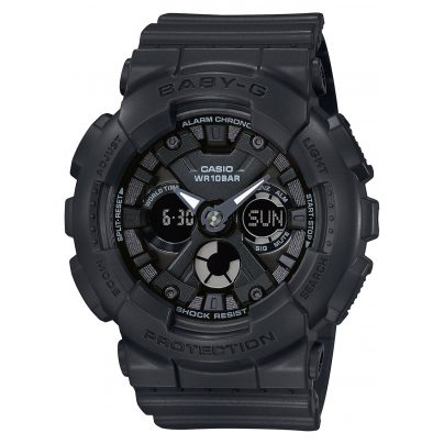 Casio BA-130-1AER Baby-G Ana-Digi Wristwatch 4549526225628