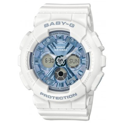 Casio BA-130-7A2ER Baby-G Ana-Digi Ladies´ Watch 4549526225772