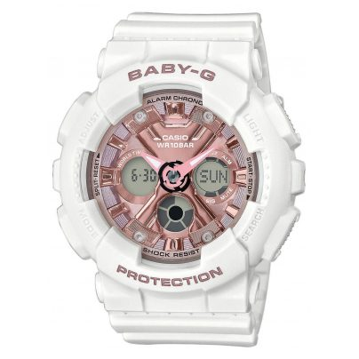 Casio BA-130-7A1ER Baby-G Ladies' Watch Urban Style 4549526225727