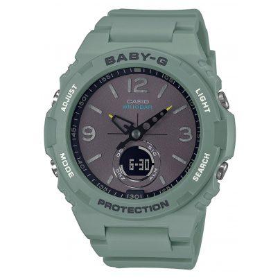 Casio BGA-260-3AER Baby-G Damen-Armbanduhr 4549526247941
