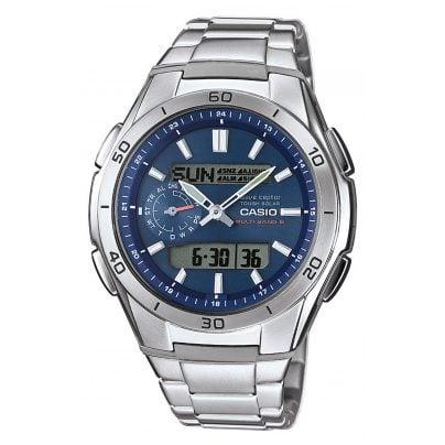 Casio WVA-M650D-2AER Herren Solar-Funkuhr 4971850027355