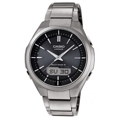 Casio LCW-M500TD-1AER Lineage Titanium Mens Watch 4549526114007