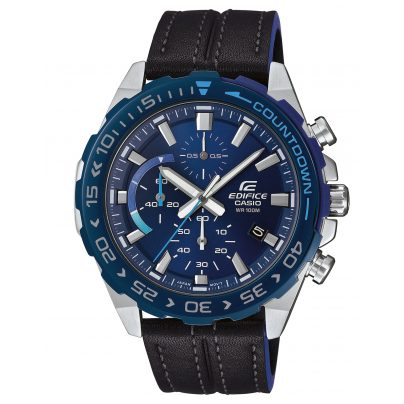 Casio EFR-566BL-2AVUEF Edifice Herrenuhr Chronograph 4549526225079