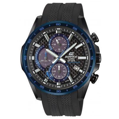 Casio EQS-900PB-1BVUEF Edifice Herrenuhr Solar-Chronograph 4549526224867