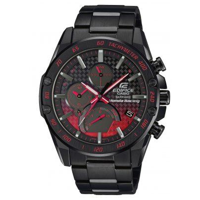 Casio EQB-1000HR-1AER Edifice Chronograph Men's Watch Bluetooth Honda Racing 4549526245282