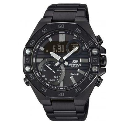 Casio ECB-10DC-1AEF Edifice Men's Watch with Bluetooth Black 4549526252723