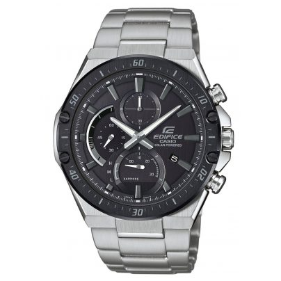 Casio EFS-S560DB-1AVUEF Edifice Solar Men's Watch 4549526258039
