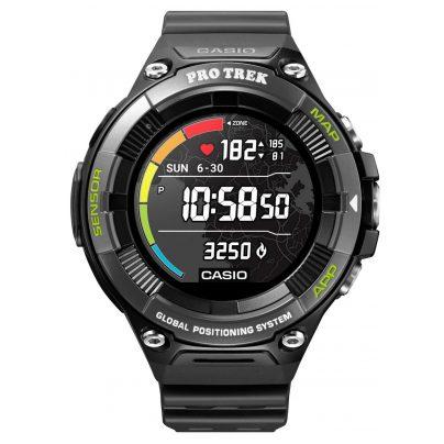 Casio WSD-F21HR-BKAGE Pro Trek Smart Outdoor Watch GPS 4549526850738