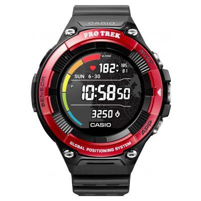 Casio WSD-F21HR-RDBGE Pro Trek Smart Outdoor Watch GPS 4549526850745