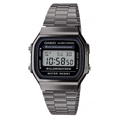 Casio A168WEGG-1AEF Vintage Wristwatch 4549526240676