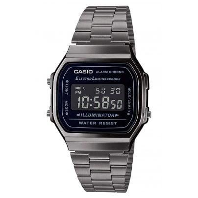 Casio A168WEGG-1BEF Vintage Wristwatch 4549526240683