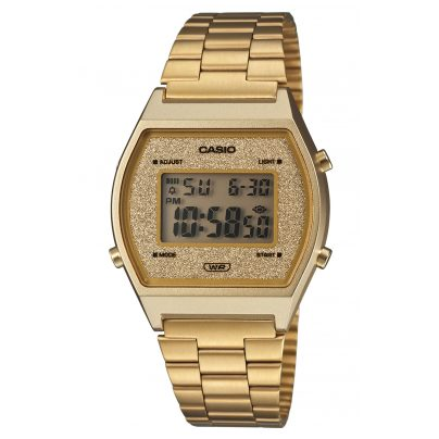 Casio B640WGG-9EF Digitaluhr Vintage Edgy gold 4549526257360