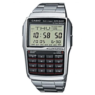 Casio DBC-32D-1AES Digital Watch with Calculator 4971850436751