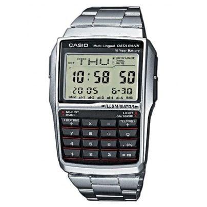 Casio DBC-32D-1AES Armbanduhr Digitaluhr Taschenrechner-Uhr Kalkulator 4971850436751
