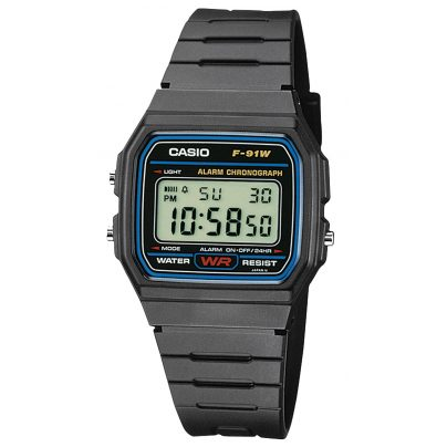 Casio F-91W-1YEF Digital Watch 4971850809265