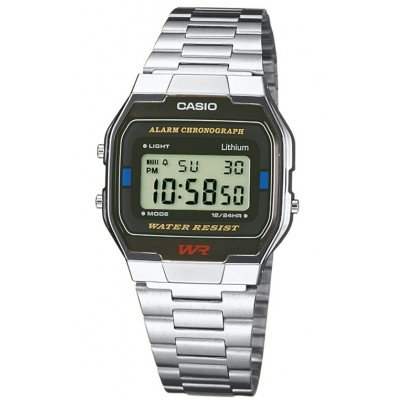 Casio A163WA-1QES Collection Digitaluhr 4971850437314