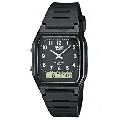 Casio AW-48H-1BVEF Quartz Ana-Digi Herrenuhr 4971850799405