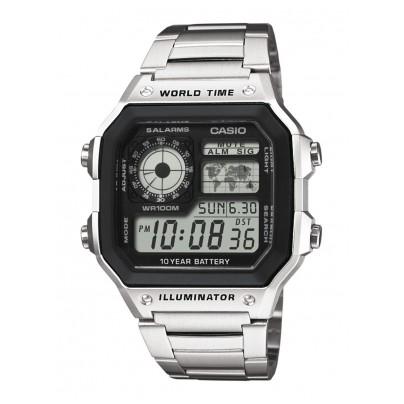 Casio AE-1200WHD-1AVEF Digital Herrenuhr 4971850968801