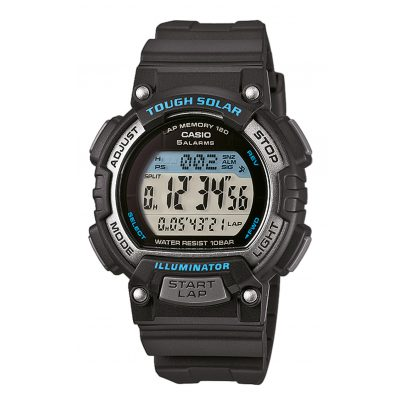 Casio STL-S300H-1AEF Sports Solar Digitaluhr 4971850036067